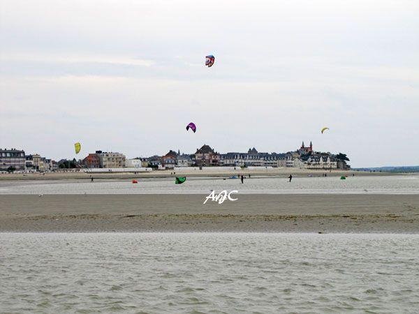 Chambre hôtes Les Vert Linettes  Kitesurf en Baie de Somme