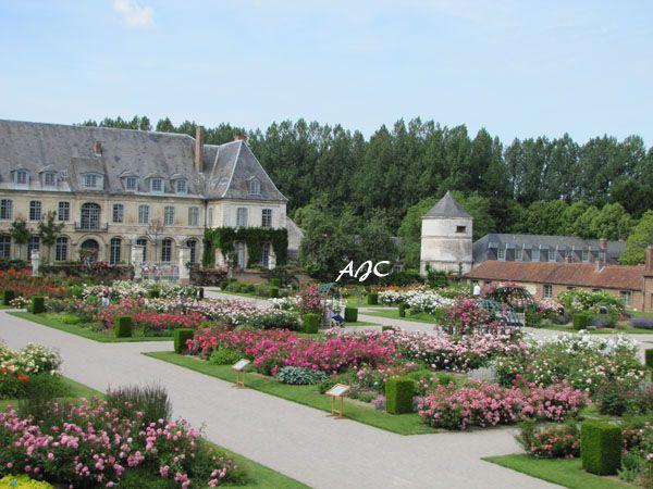 Chambre hôtes Les Vert Linettes  Abbayes et jardins de Valloires